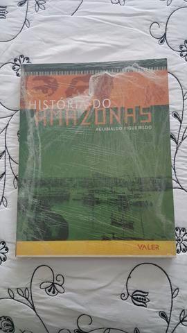Livro de história do amazonas