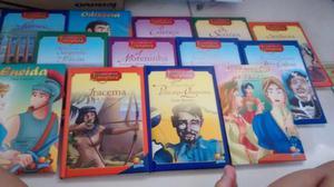 Livros Da Literatura Clássica Novos!