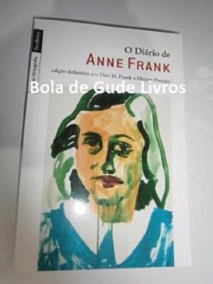 O Diário de Anne Frank: Edição Definitiva - Texto