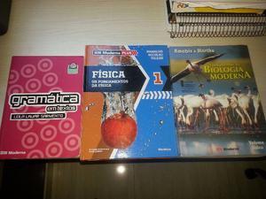 Todos os 3 livros por 100 reais
