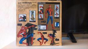 Action Figure Spider Man Revoltech Marvel Original