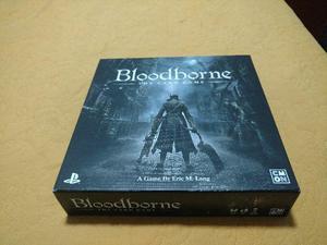Bloodborne: The Card Game. Completo e em Inglês (Não