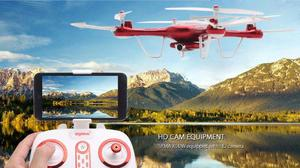 Drone syma x5uw (altitude hold, retorno automático)