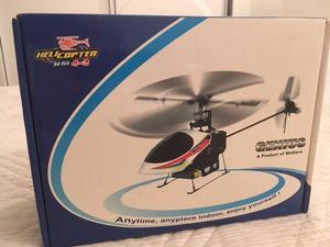 Helicóptero R/C Walkera Genius Fp 4ch C/ Radio WK