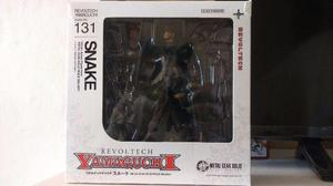 Snake Big Boss Metal Gear Revoltech Original