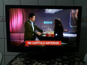 TV de 42 Polegadas Full Hd Lg(Leia a descrição)