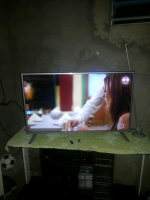 Vendo ou troc LG Smart TV
