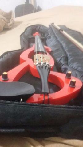 Violino eletrico Eletric Switch ac trocca
