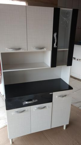Armário de cozinha novo MDF novo nunca usado faço entrega