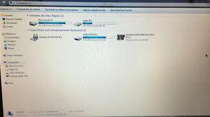 Notebook Positivo Master I7 6gb de memória RAM 64bits