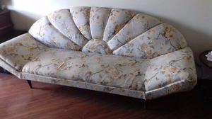 Sofa retro de 3 lugares cardinale