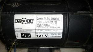 Bomba d'água Dancor auto aspirante 1/4 cv 127v