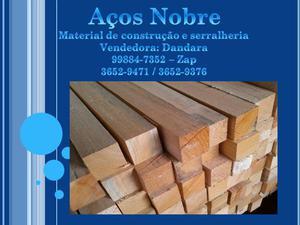 Escora de eucalipto - Material de construção