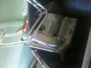 Industrial aspirador pó e água.7,5 cv trif
