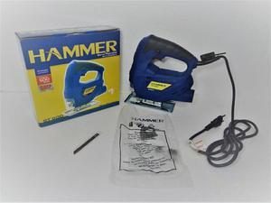 Serra Tico Tico 500 Watts Hammer. Produto Novo. Aceito