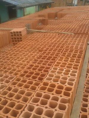 Promoção de tijolos Areia e seixo