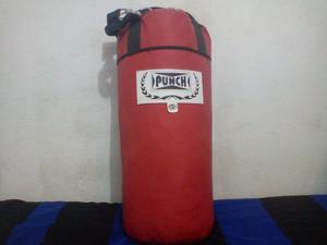 Saco de pancada original da Punch