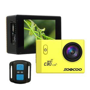 Mini Câmera Fotográfica e Filmadora 4k Prova d´Água +