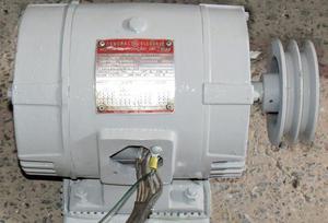 Motor Eletrico 5 CV Baixa Rotação