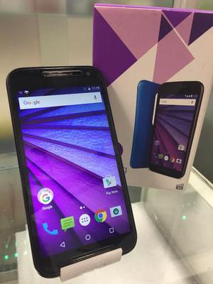 Celular Motorola Moto G3 16GB 4G Dual Chip 13MP NOVO
