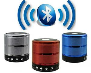 Leia - Mini Caixa De Som Speaker, Bluetooth, Fm, Usb,