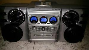Som Mini System AMT A-909MP3 Na Caixa