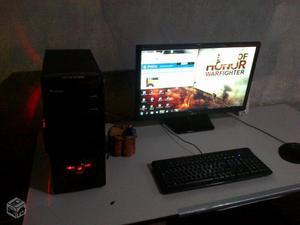 T/ por notebook gamer Pc gamer amd fx 4cpus GTX gb ram