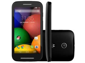 Trocamos a Tela do Motorola Moto E1 Peça original com