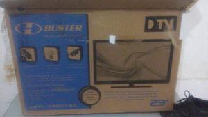 Tv 29 lcd com conversor integrado hbuster hdmi completa na