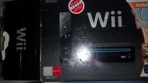 Nintendo Wii Black -  Wii Points