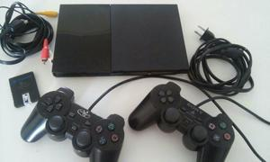 PlayStation 2 Slim destravado