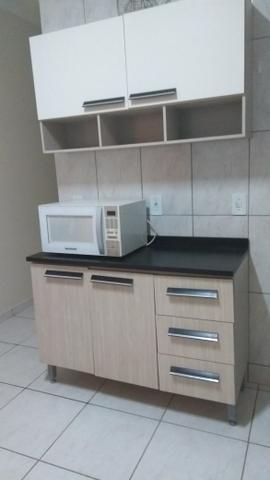 Armário cozinha e bancada