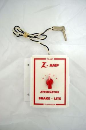 Atenuador P/ Amp Valvulado Dr Z-Amp Attenuator Brake-Lite