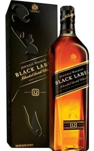 Black label 12 anos