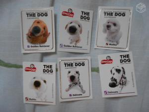Coleção Figurinhas The Dog Artlist Collection