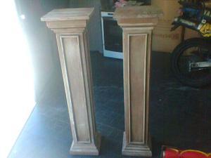 Colunas de decoraçao