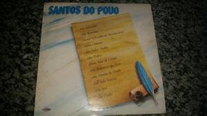 Lp Vinil Santos Do Povo
