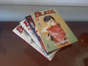 Mangá Blade - A Lâmina do Imortal