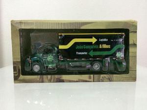 Miniatura Caminhão Ford F- (Produto Oficial)