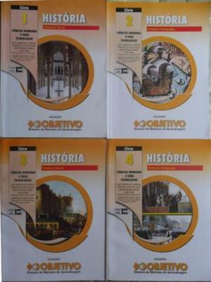 Objetivo História pré vestibular