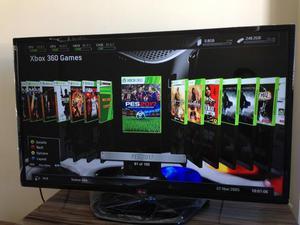 Xbox 360 Slim RGH com mais de 100 jogos