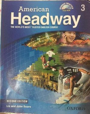 American Headway 3 - Livro de Inglês