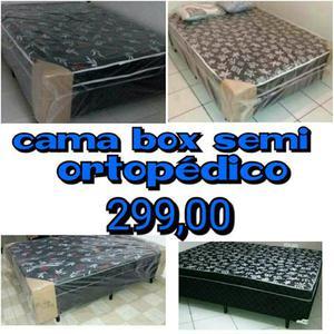 Aproveite nossas oferta de Cama box semi 299.OO imperdível