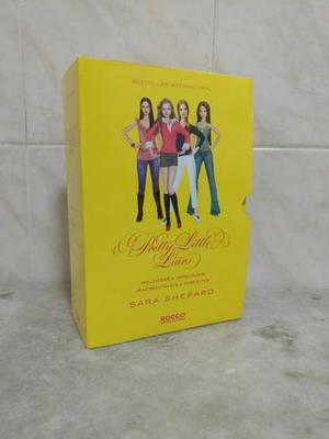 Box Livros Pretty Little Liars