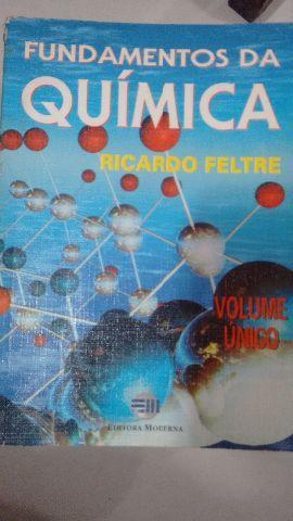 Fundamentos dá Química volume único