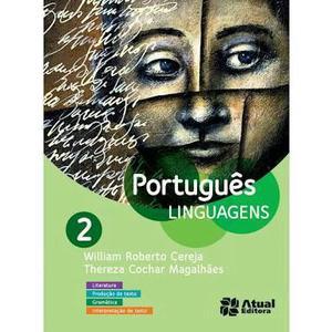 Livro Didático Português Linguagens Médio