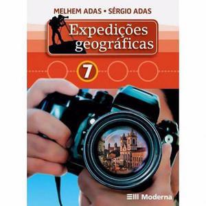 Livro - Expedições Geográficas 7º Ano - Novo