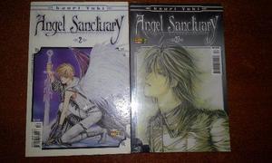 Mangás Angel Sanctuary (ver volumes disponíveis)