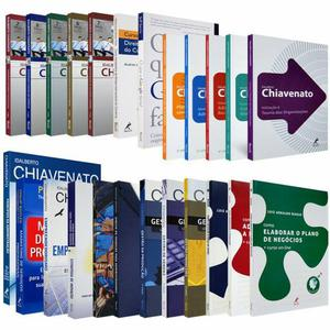 Ref.  Coleção De Livros Administração Acadêmica 24