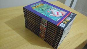 Mangás dos Cavaleiros do Zodíaco - Volumes 1 ao 12